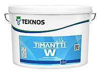 Водорозчинний акрилат для вологоізоляційних робіт Teknos Timantti W, 2.7 л