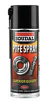 Проникающе-смазывающий аэрозоль PTFE Spray