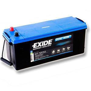 Аккумулятор Exide Dual AGM 140 АЧ, код: EP1200