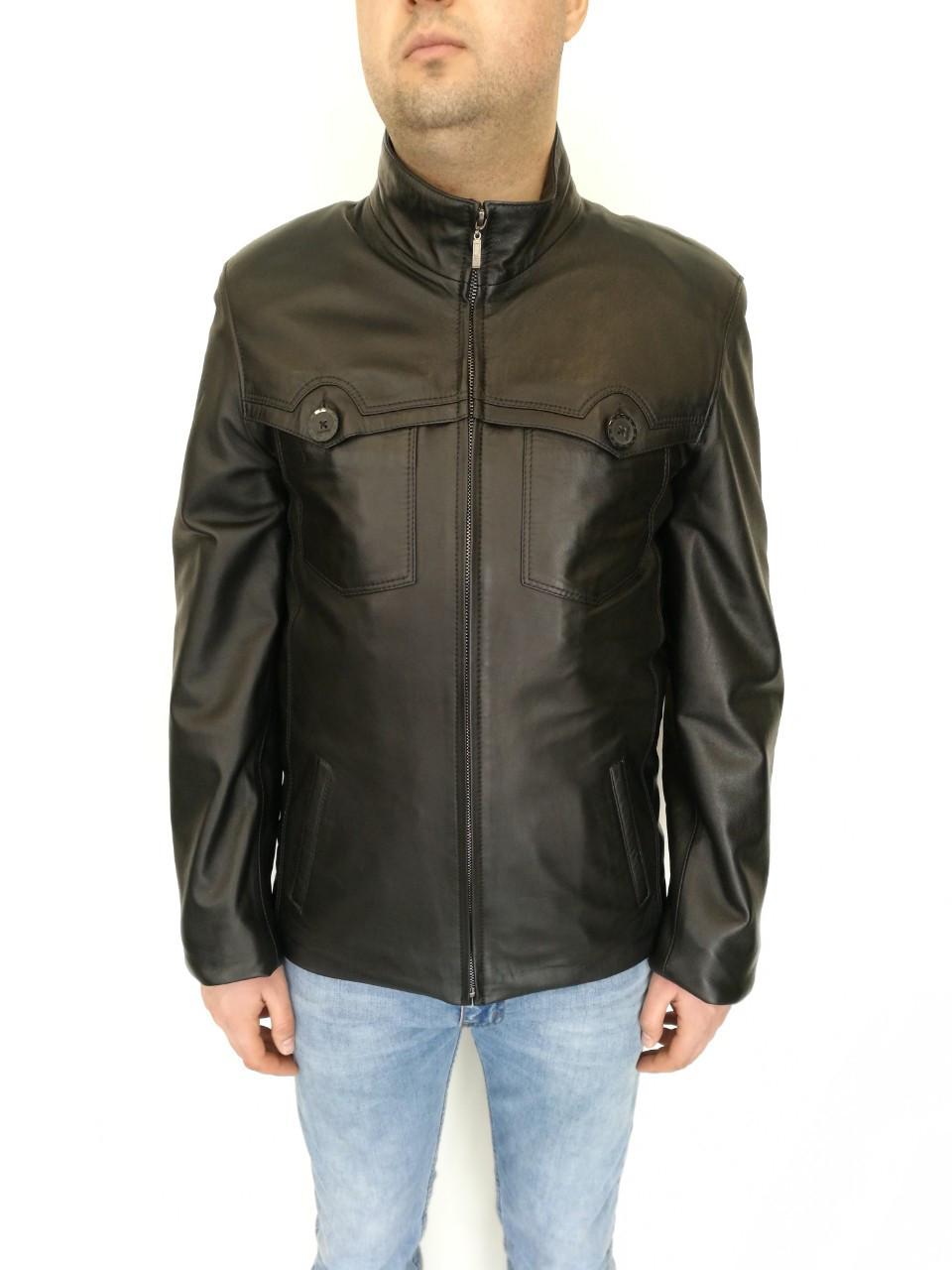 Куртка мужская Oscar Fur 436 Черный