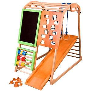 Детский уголок SportBaby (KindWood Plus), код: SB-KWP
