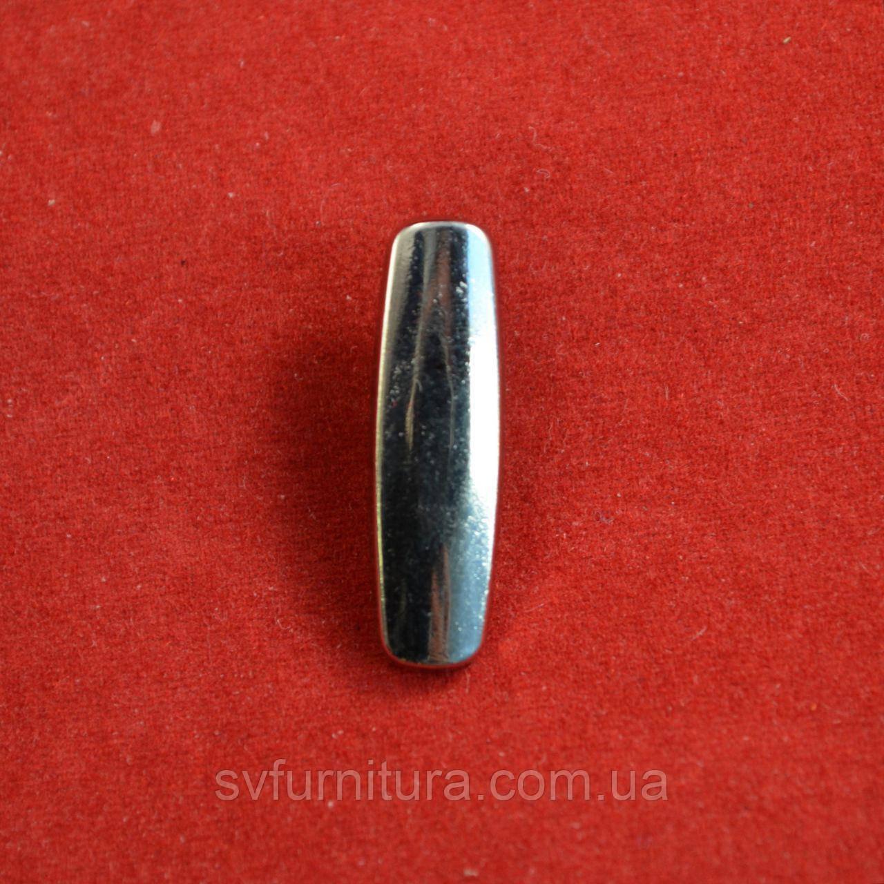 Кнопка А 14807 серебро