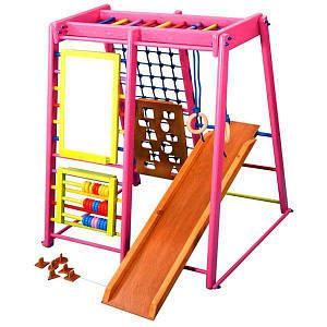 Детский уголок SportBaby (Кроха-3 Барби), код: SB-KR3B