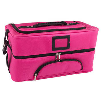 Б'юті-кейс. сумка для майстрів індустрії краси , саквояж, органайзер, валіза для косметики