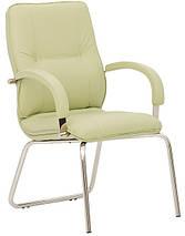 Кресло для руководителей STAR steel CFA LB chrome, фото 2