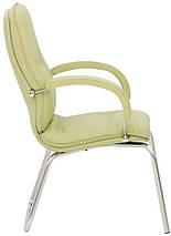 Кресло для руководителей STAR steel CFA LB chrome, фото 3