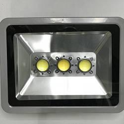 Светодиодный линзованный прожектор SL-150Lens 3LED150w 6000К IP65 Код.59363