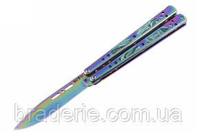 Нож бабочка 06-D