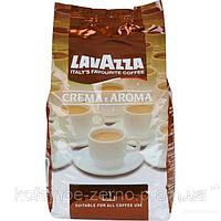 Кофе в зернах Lavazza Crema e Aroma Лавацца Крема Арома 1000 гр Италия