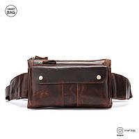 Кожаная сумка на пояс уже доступна в нашем каталоге.