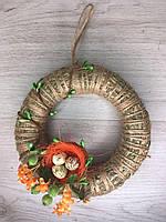 Веночек пасхальный (под логотип)
