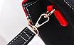 Сумка женская через плечо с помпоном Creative Черный, фото 3