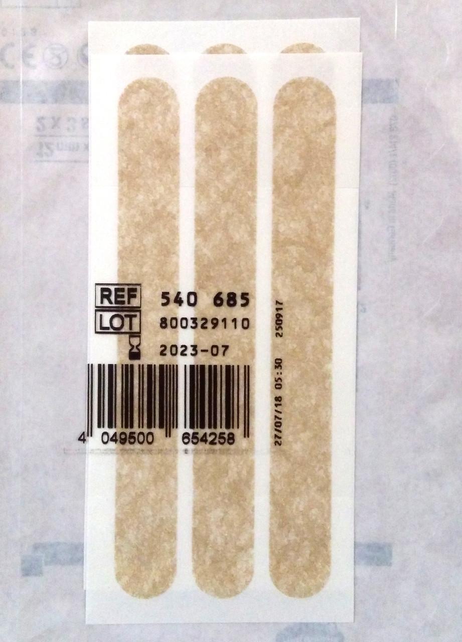 Omnistrip 12 х 101мм полоски стерильные для сведения краев ран , 6 полосок