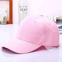 Жіноча бейсболка classic рожева