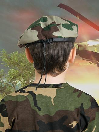 Берет камуфляж НАТО лето универсальный, фото 2