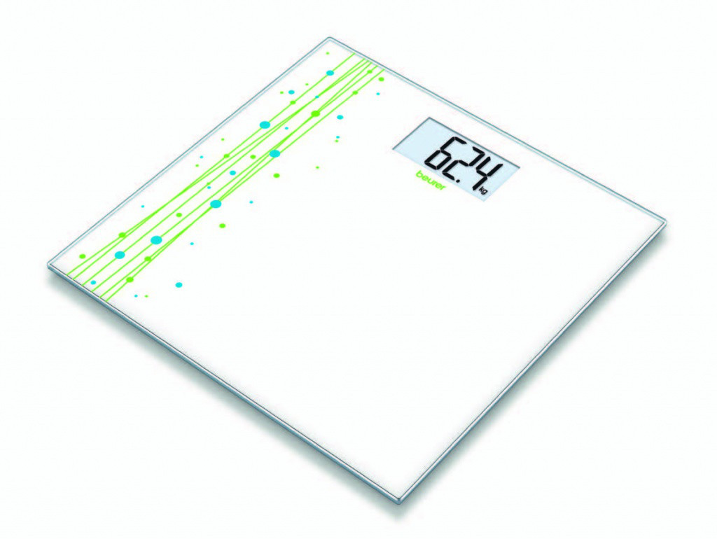Ваги підлогові (дизайн-лінія) GS 201, Бойрер (Beurer)