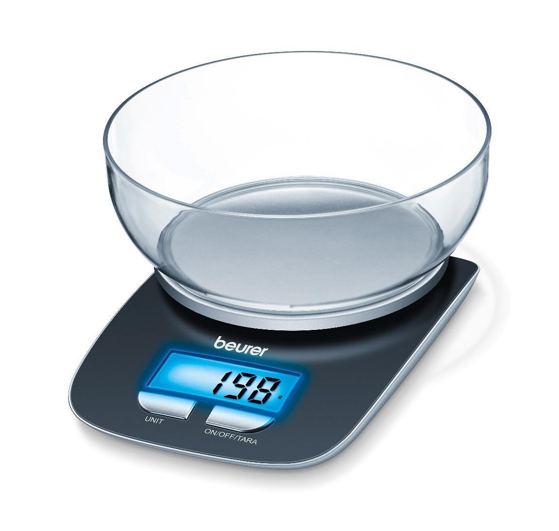 Весы кухонные KS 25, Бойрер (Beurer)