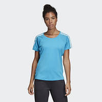 Женская футболка Adidas Performance 3-Stripes (Артикул: DU1326)