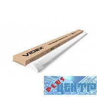 LED светильник линейный VIDEX 36W 1,2М 5000K 220V