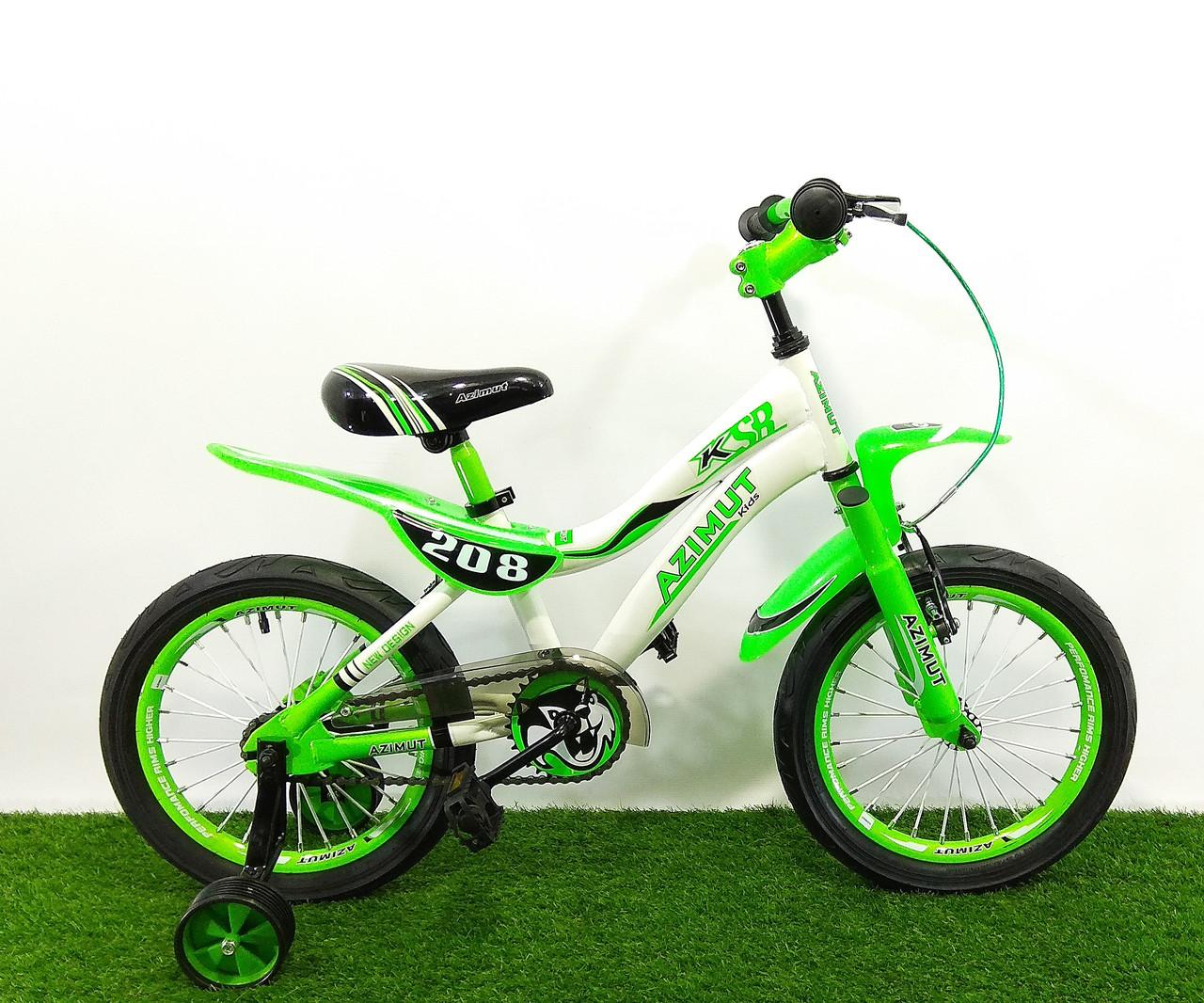 "Детский велосипед Azimut KSR Premium 16"""