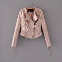 e8298a8a7f35 Куртка с ЭКОкожей женская в Украине. Сравнить цены, купить ...