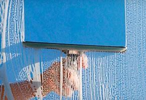 Средства для ухода за стеклянными поверхностями