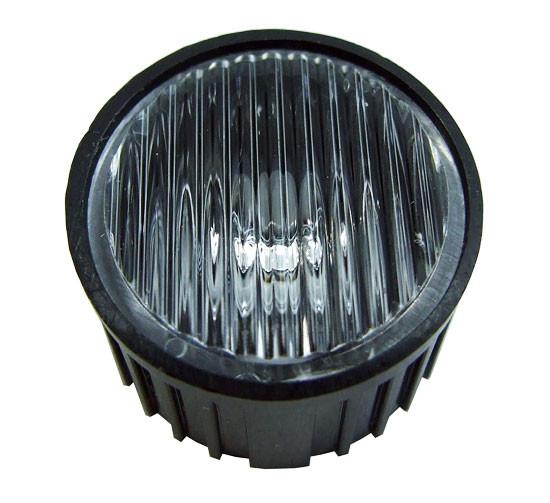 Лінза HX-20-25F1 для світлодіодів standard emitter 1-3Вт 20*50 градусів 2134