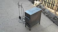 Печка с комплектом для чистки / ручная работа