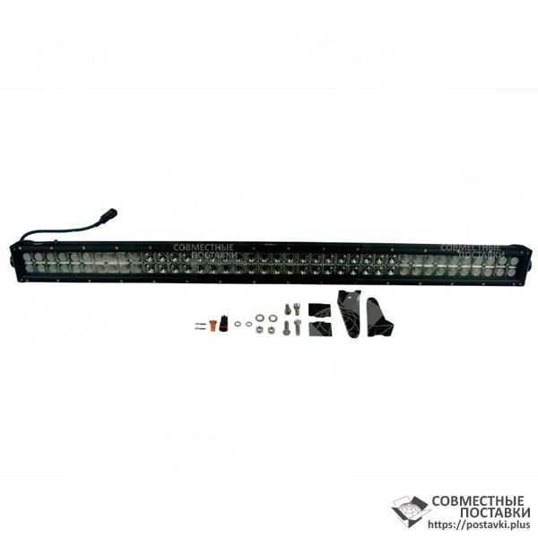 950-990330014 Фара додаткова LED 240W (80x3W CREE) планкоподібна, 17600 lm, 9-32V (Combo)