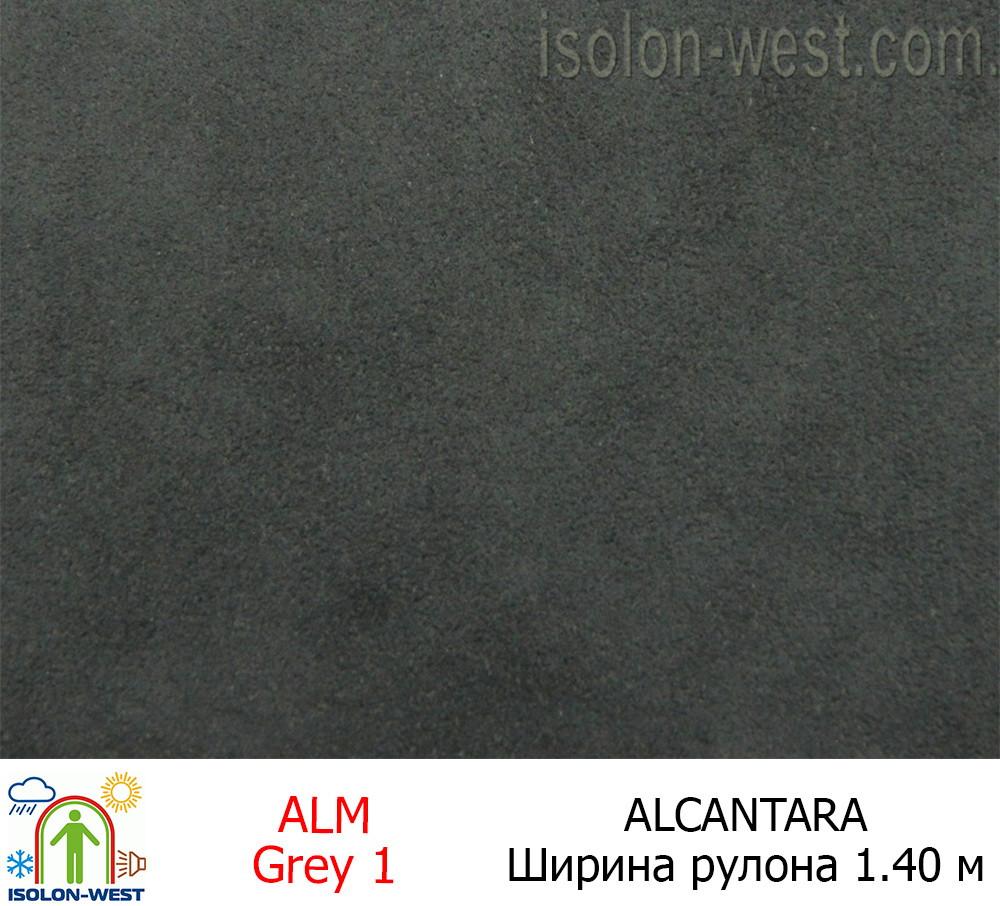 Алькантара мокрого-асфальта Италия