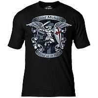 Футболка 7.62 Design St Michael 'Defend Us' Premium Men's T-Shirt