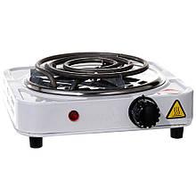 Электроплита Rainberg Rb-555 1 тэн 1200 W электрическая плита одноконфорочная спиральная плита