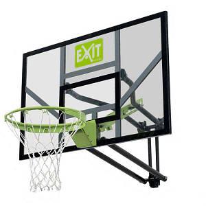 Щит баскетбольный Exit Galaxy Wall-Mount 1200x800 мм., код: 46.01.11.00