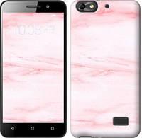 Чехол EndorPhone на Huawei Honor 4C розовый мрамор 3860c-183-19016 (hub_jeNm76646)