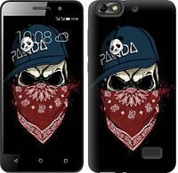Чехол EndorPhone на Huawei Honor 4C Череп в кепке 4127c-183-19016 (hub_FZGB91878)