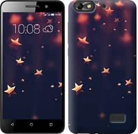 Чехол EndorPhone на Huawei Honor 4C Падающие звезды 3974c-183-19016 (hub_mtSZ49069)