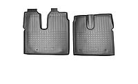 Коврики в салон для MAN TGX (07-) (полиур., компл - 4шт) NPA00-C53-660