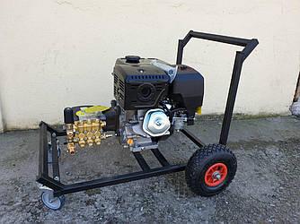 Автономный аппарат высокого давления 250 бар