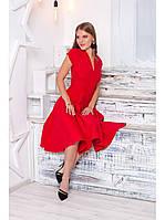 """Летнее платье """"Николь"""" до 54 размера"""