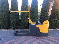 Штабелер электрический самоходный Jungheinrich ERD 220 1000/2000 кг 1,70м Гарантия!!!