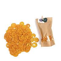 Чипси з мандарин, 100 г.
