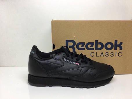 e2382bdf Оригинальные кроссовки Reebok Classic Leather