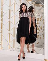374d7bad1fe Женское Платье Рубашка с Принтом Питона Азиза Д р — в Категории ...