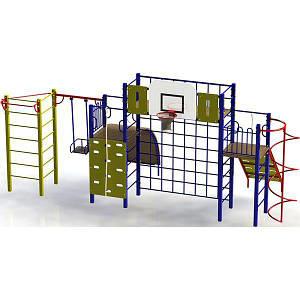 Гимнастический комплекс PlaySport (Акробат), код: PS-674