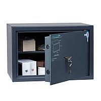 Взломостойкий сейф ПРЕМИУМ OLS-PL-30.К мебельный, офисный для дома, офиса, бухгалтерии Ferocon 45х30х35 см.