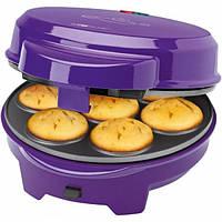 Аппарат для пончиков и кексов Clatronic DMC 3533 lilac