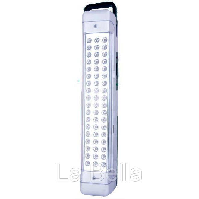 Светодиодный светильник с аккумулятором Yajia YJ-6808