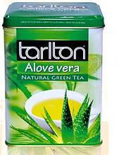 "Чай зелений Тарлтон ""Алое Віра"" ж\б 250 гр"