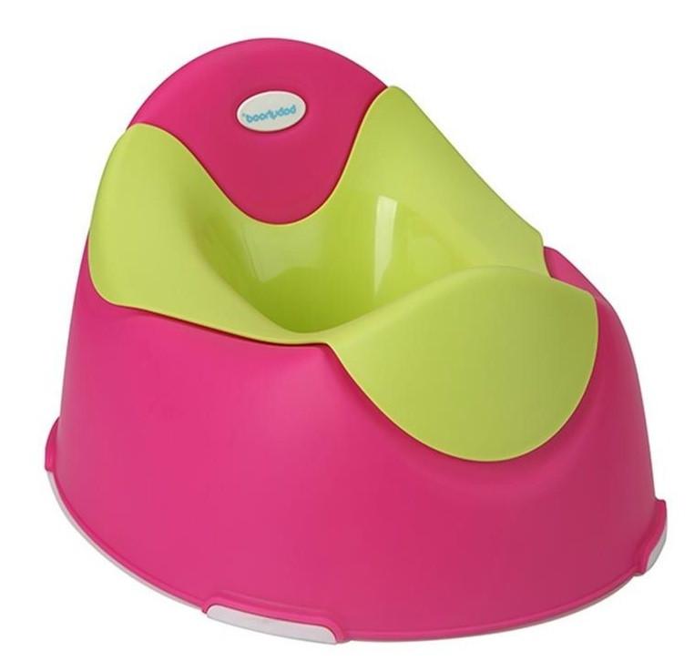 Детский горшок Дора Babyhood розовый (BH-106P)