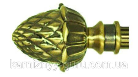 Декоративный наконечник Шишка